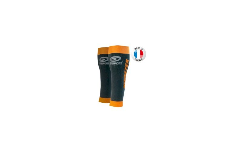 BV Sport BOOSTER Gris / Orange pas cher