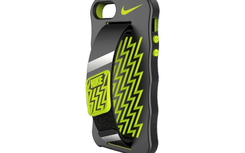 Nike Protection pour iPhone5 Hand Held pas cher
