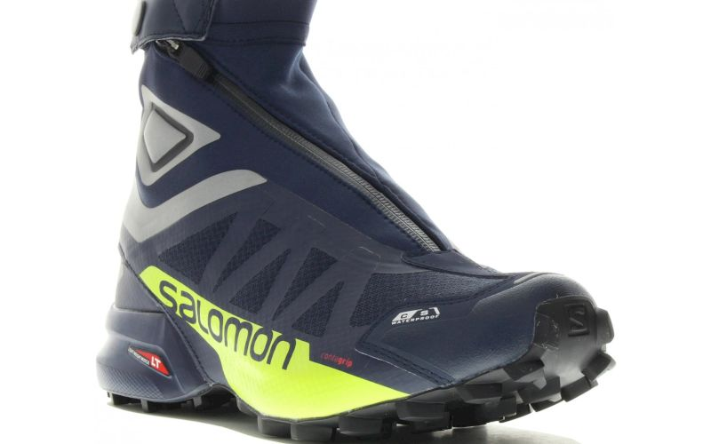 Salomon SnowCross 2 ClimaShield WaterProof M pas cher
