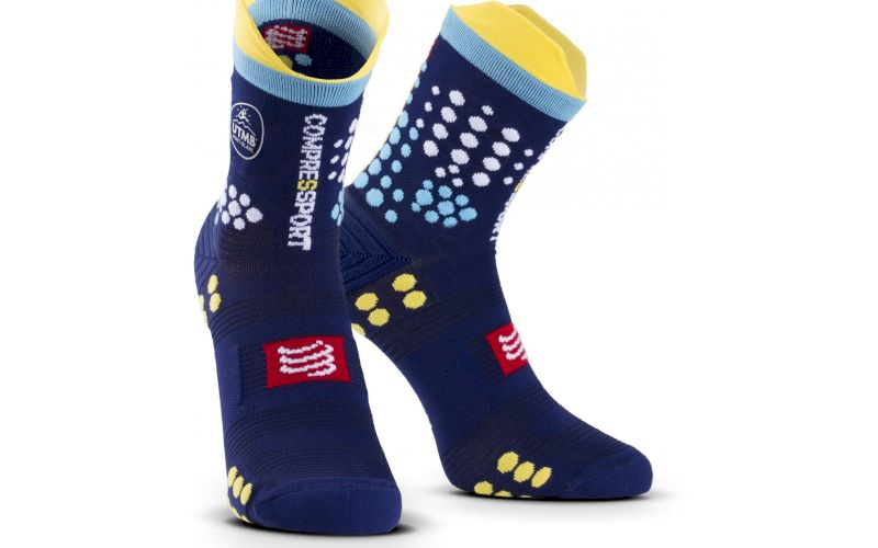 Compressport Pack Chaussettes Pro Racing UTMB® 2017 pas cher