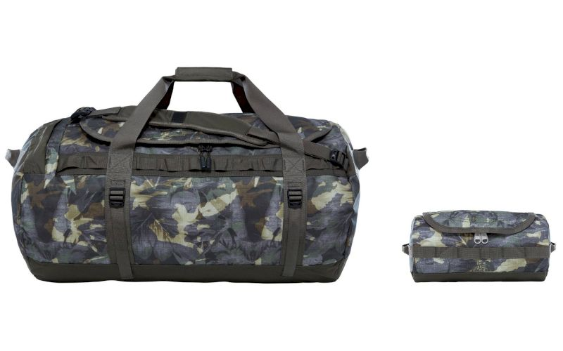 The North Face Pack Base Camp Duffel - L + Base Camp Travel Canister - S pas cher