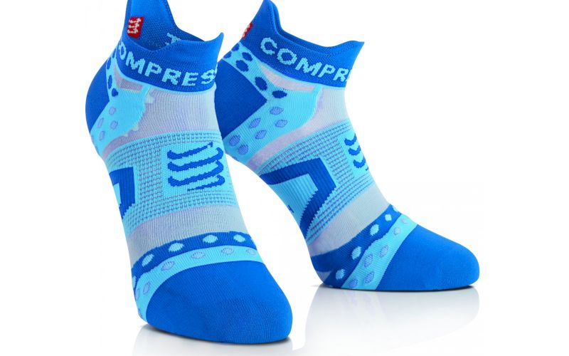 Compressport Chaussettes Pro Racing Ultra Light Low Cut pas cher