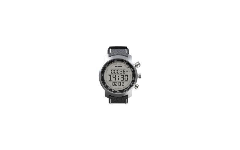 Suunto Elementum Terra Black Leather pas cher
