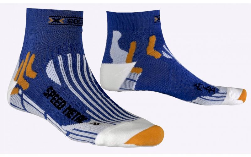 X-Socks Chaussettes Run Speed Metal pas cher