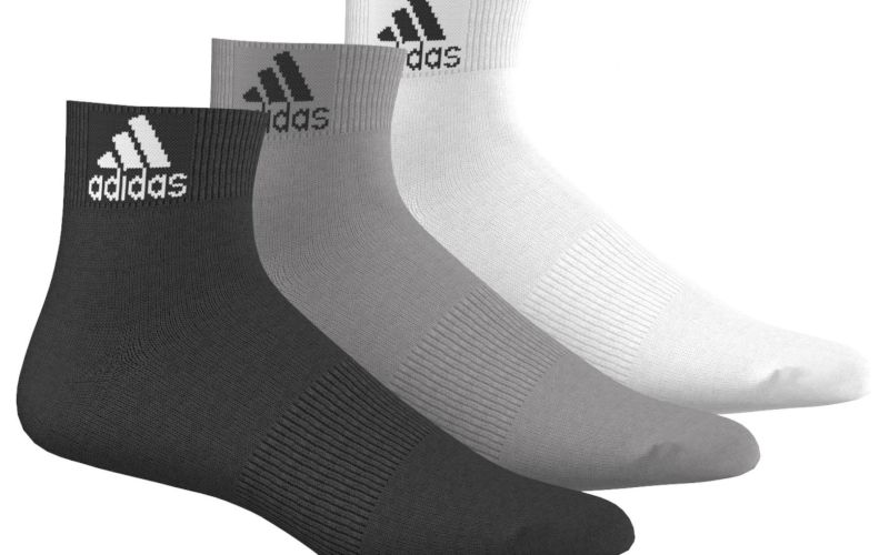 adidas 3 Paires Performance Ankle pas cher