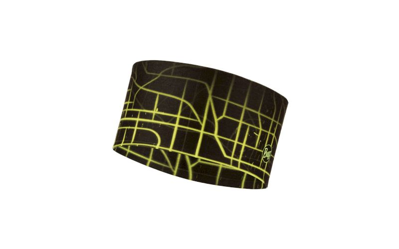 Buff Headband Extent Black pas cher